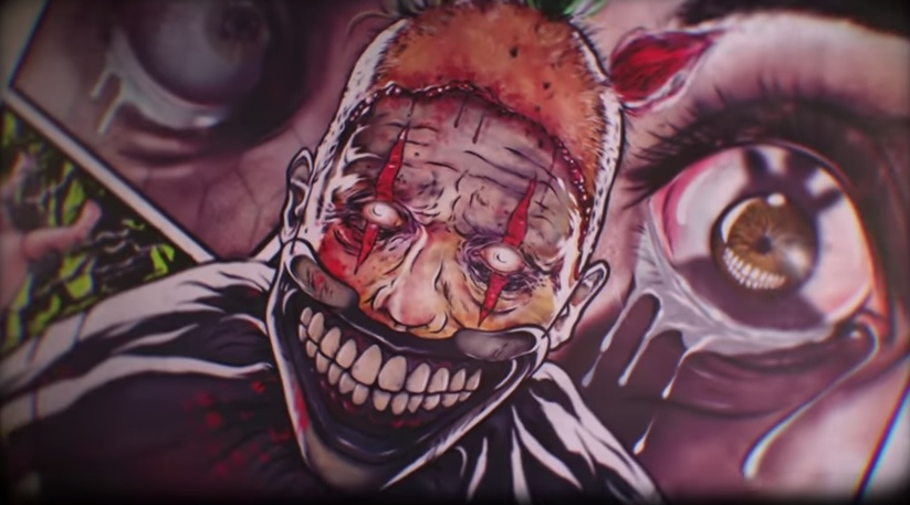 Twisty The Clown Gets A Creepy Motion Comic For 'American Horror Story: Cult'