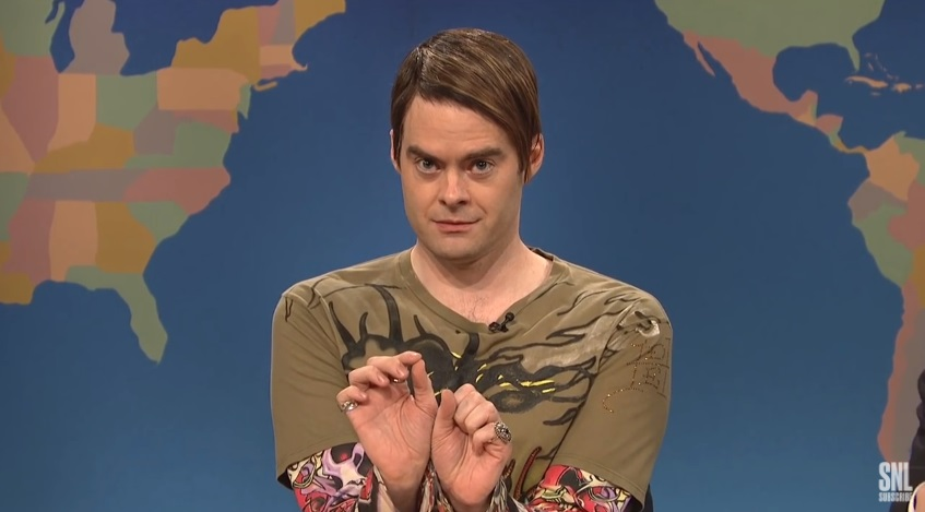 Get Halloween Tips From 'Saturday Night Live' Fan Fav Character Stefon
