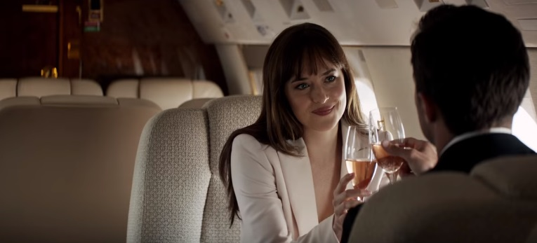 Christian Grey And Anastasia Steele Are Officially Husband and Wife In 'Fifty Shades Freed' Trailer