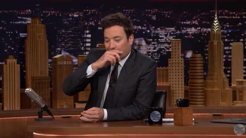 Jimmy Fallon Returns To 'Tonight Show' Following Loss Of His Mother Gloria