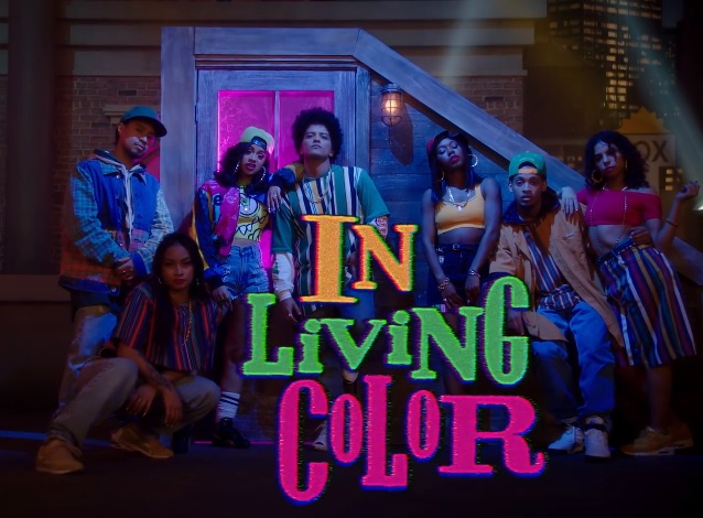 Bruno Mars and Cardi B Drip In 'Finesse' In The Colorful Music Video