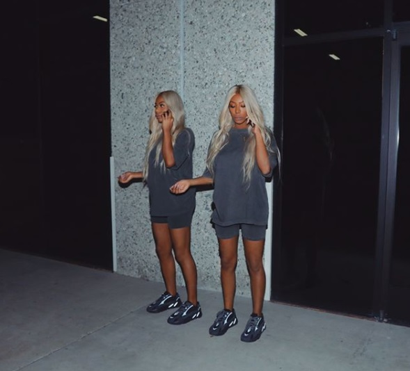 Yeezy Season 6 Shannon and Shannade Clermont 2