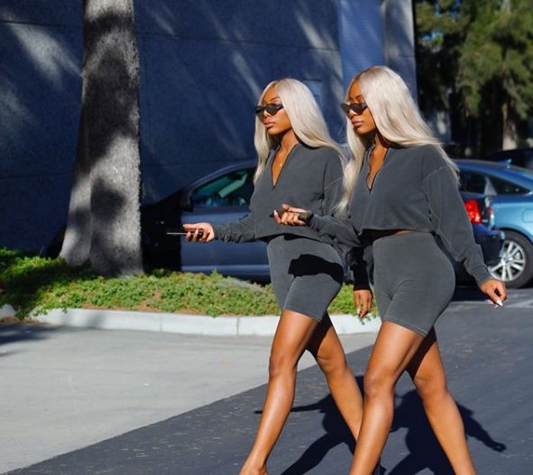 Yeezy Season 6 Shannon and Shannade Clermont