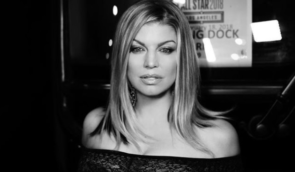 Fergie Explains Questionable National Anthem During NBA All Star Game