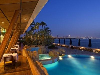 Burj Al Arab Dubai – Restaurant outside | Glamorous Luxury Passion