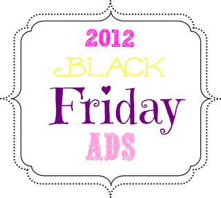 2012 Black Friday Ads