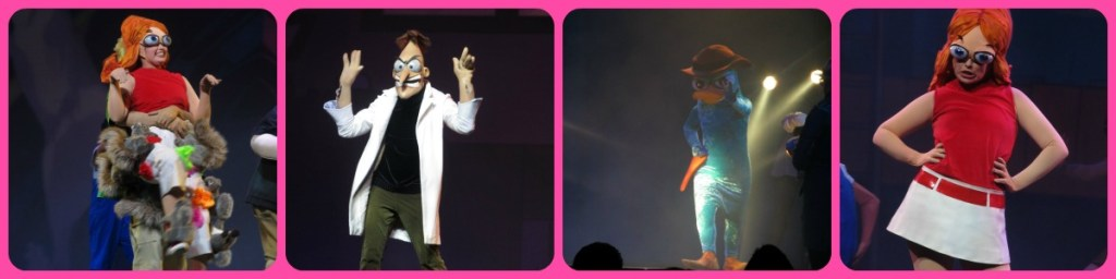 Disney Presents- Phineas and Ferb Best Live Tour Ever review