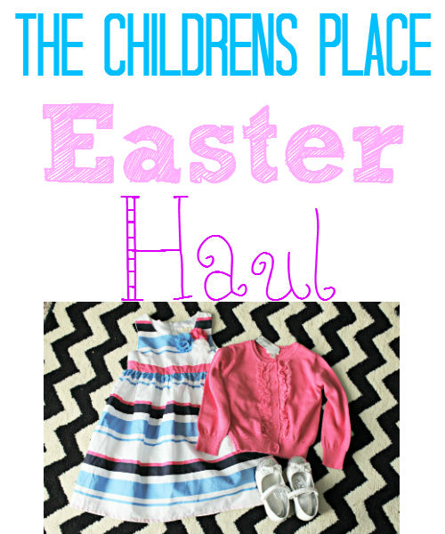 The Childrens Place Easter Outfits Sale