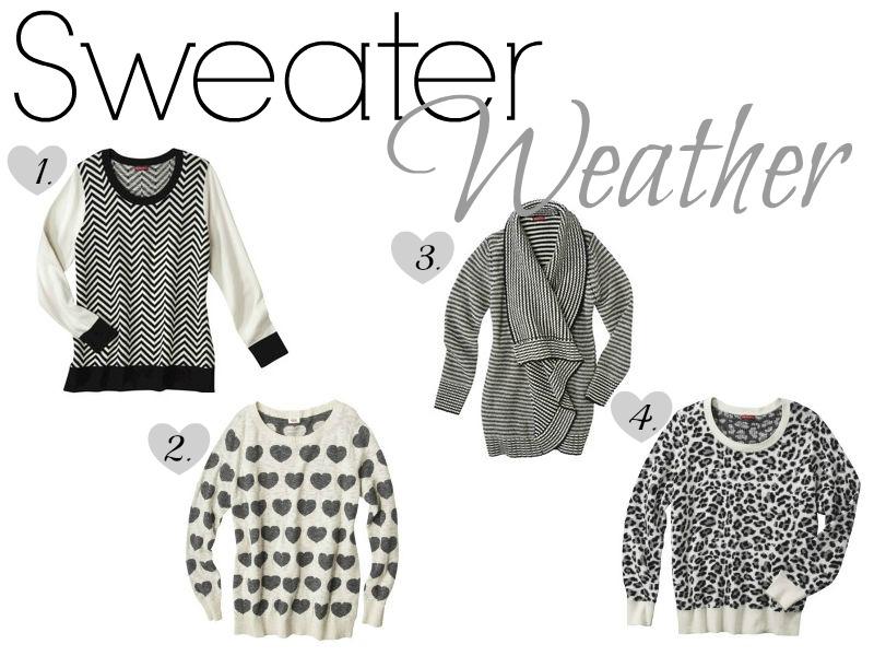 Friday Fashion: Sweater Weather