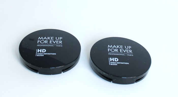 MAKE UP FOR EVER HD BLUSH: Second Skin Cream Blush Review & Swatches