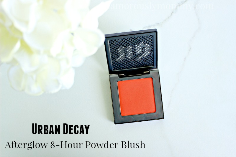 Afterglow 8-hour powder blush in bang