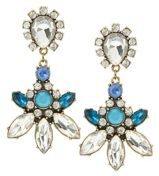 Sabine Drop Earring Set