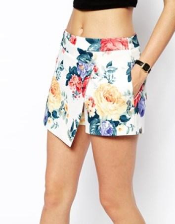 asos floral skirt 3