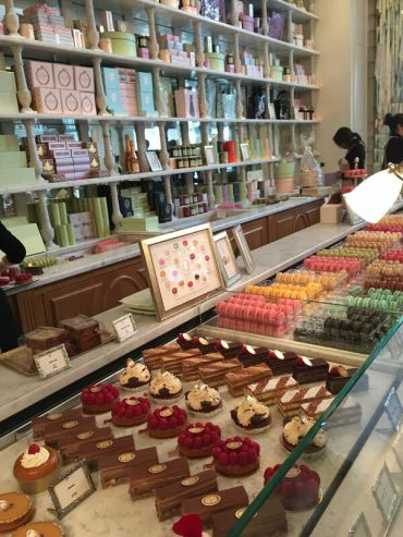 Couldn't get enough of the French Pastries   Laduree