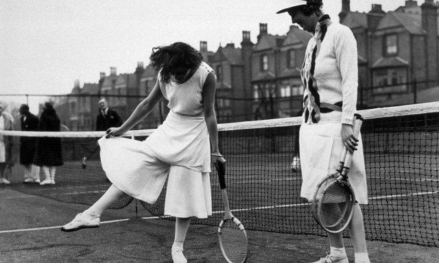 Tennis culottes