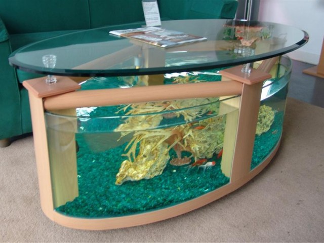 fish tanks large oval coffee table aquarium glass fish tanks