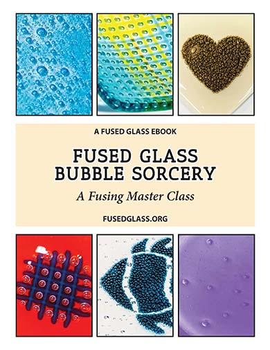 Let Play with Bubbles There a Fresh Ebook from Helios Fused Glass Studio