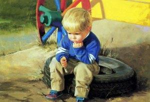 Donald Zolan ребенок дети