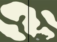 PB Arp - Diptych