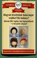 Hogyan készítsünk hajat fiú babára?