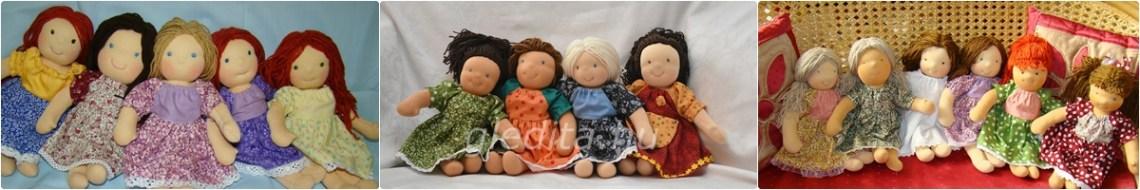 Gledita baba varró tanfolyamokon született babák