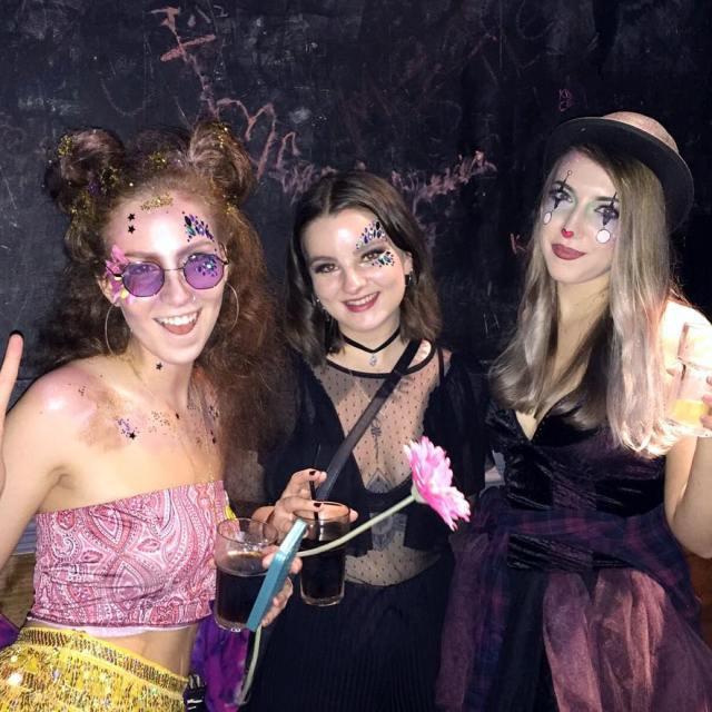 Halloween part one