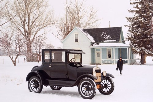 Glenn Embree Photography - Model T - Cars - Vintage Ford