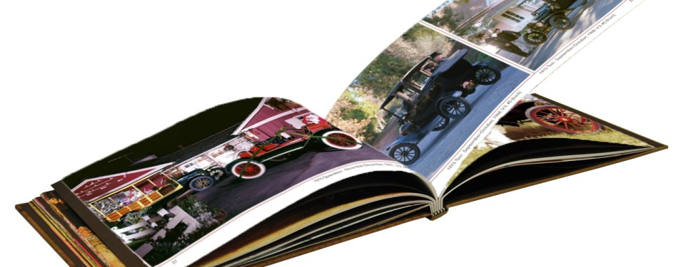Purchase the Marvelous Model T Book