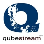 The New QubeStream.com Logo