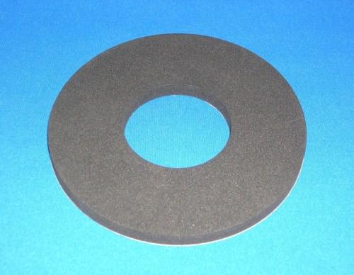 5.7 inch Foam Motor Mounting Gasket pic 1
