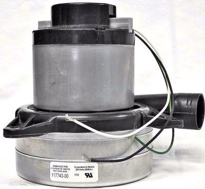 117743-00 Ametek Lamb Central Vacuum Motor