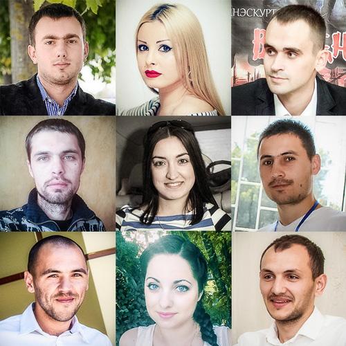 Tinerii care au ales Drochia