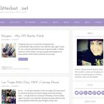 New Design - WordPress & Genesis - Juliette