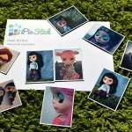 PicStick Photo Magnets - Blythe Dolls
