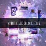 Futuristic Dream Kitchen