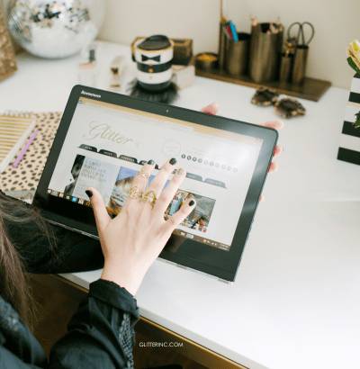 Behind the Scenes as a Lifestyle Blogger + Lenovo YOGA 3 ...