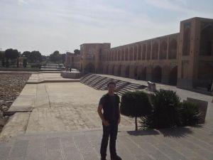 Esfahan, Iran, 2012