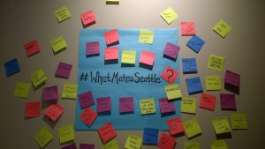 Impact Hub asks #WhatMakesSeattle? Women make Seattle!