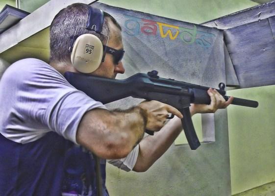 Shooting IARF Targets