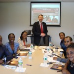 Young African Leaders at UC Center for Entrepreneurship