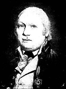 David Ziegler, first mayor of Cincinnati - a German immigrant and US Military Veteran