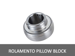 rolamentos - pillow block
