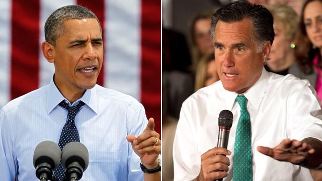 Obama Romney 1014