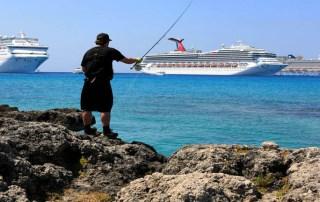 Fishing on Grand Cayman