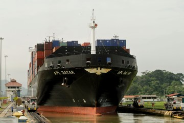Panama Nicaragua Canal