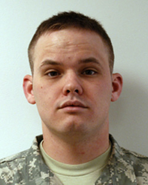 In this undated photo provided by the U.S. Army, Staff Sgt. James P. Hunter, 25, is shown. Photo credit: AP Photo/U.S. Army