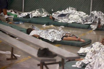 Immigration Overload Photo Gallery