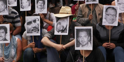 APTOPIX Mexico Journalist Killed