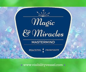 Check out the Magic & Miracles Mastermind for Soulpreneurs!