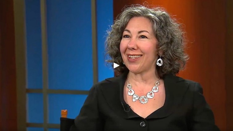 Diana Ayton-Shenker on GCTV with Bill Miller